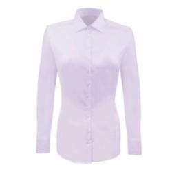 Dress shirt CROATA Fem Regimental Classic Lilac