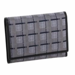 Wallet CROATA Braiding Thematic Grey