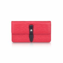Cosmetic bag CROATA Glagolitic alphabet Thematic Red