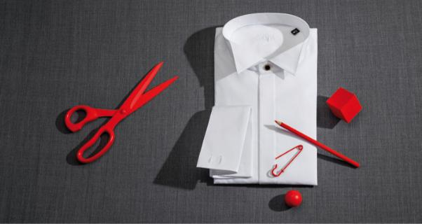 Special features of Croata men's shirts