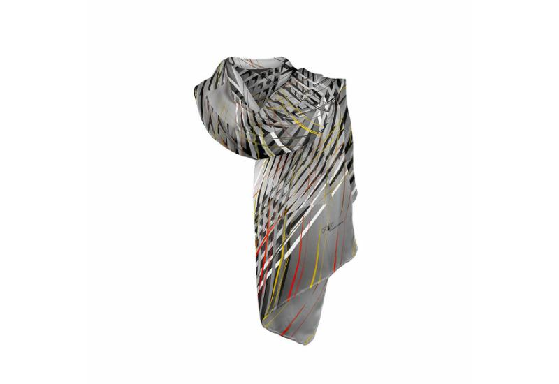 Shawl CROATA 8 Other Thematic Grey